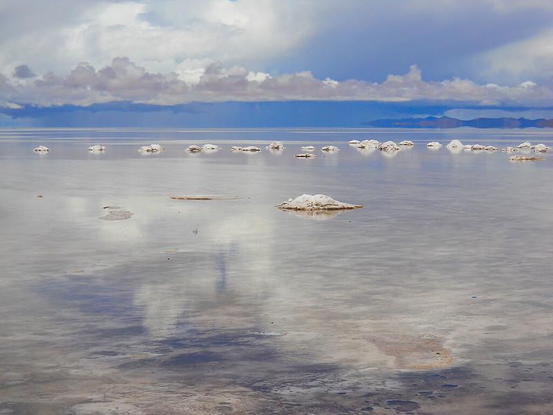 Salzseen in Bolivien